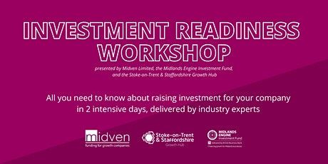 Investment Readiness Workshop tickets