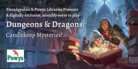 Dungeons & Dragons - Candlekeep Mysteries! tickets