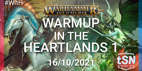 WarmUp In The Heartlands 1  - A THWG AoS Singles Event tickets