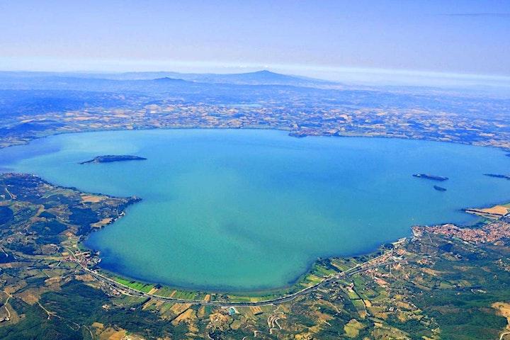 Immagine APERICERCA, 3/9/21 - Il Lago Trasimeno alla prova dei cambiamenti climatici