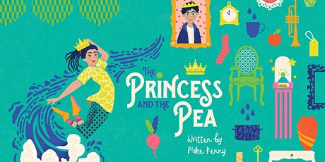 tutti frutti present: The Princess and The Pea by Mike Kenny, 2pm tickets