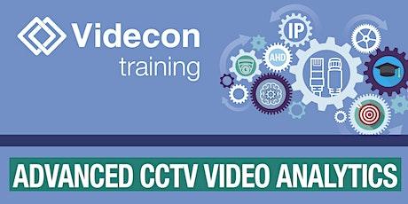 Advanced CCTV Video Analytics tickets