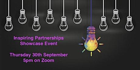 Inspiring Partnerships: an Inspiration for All Showcase event biglietti