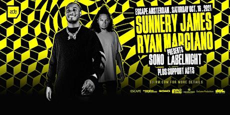 Sunnery James & Ryan Marciano present: Sono Label Night tickets