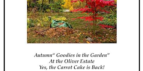 Goodies in the Gardens tickets
