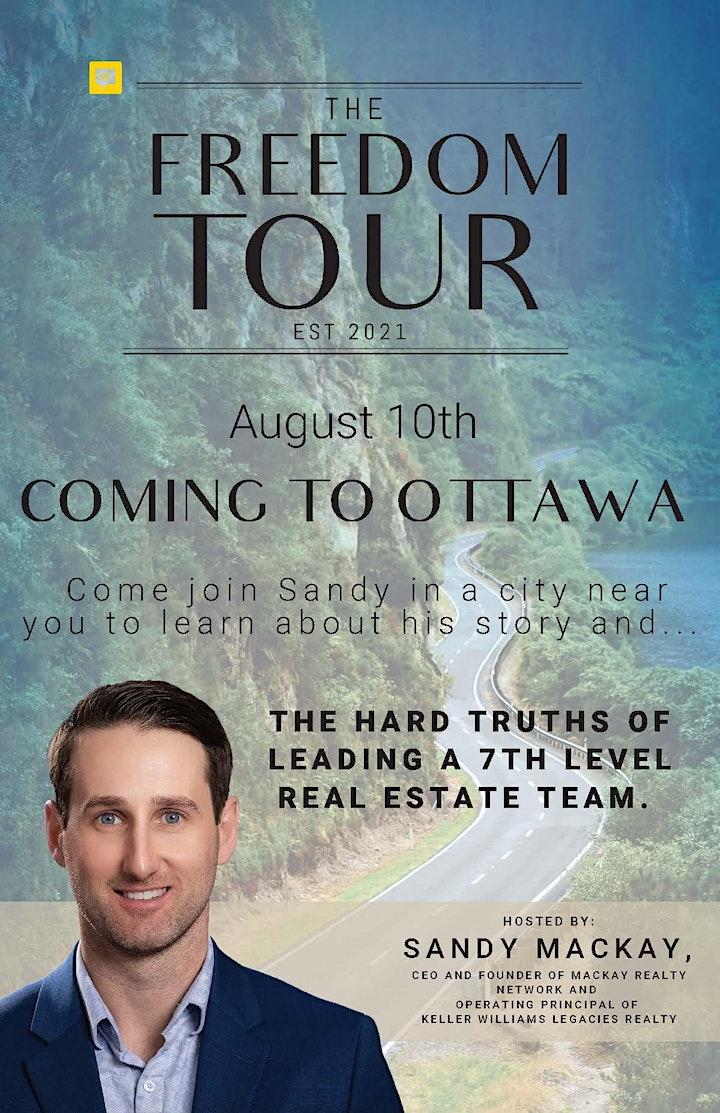 The Freedom Tour Ottawa image