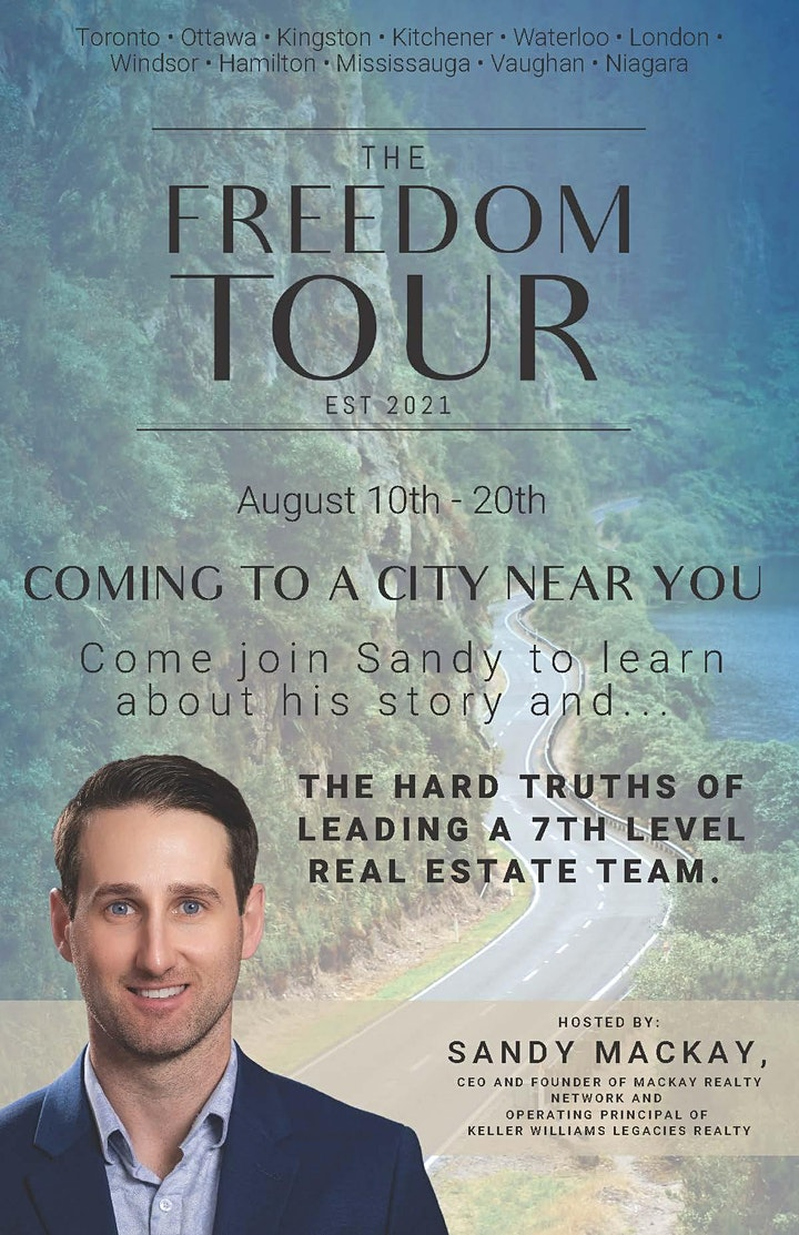 The Freedom Tour  Online image