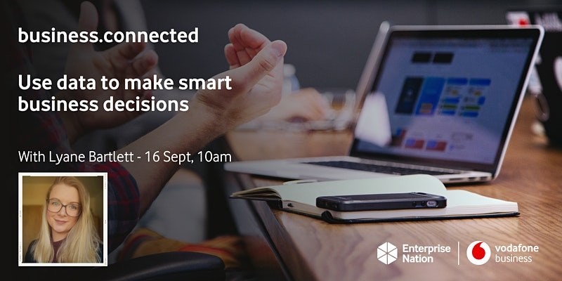 business.connected: Use data to make smart business decisions