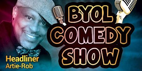 BYOL Comedy Show tickets
