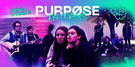 Purpose Youth tickets