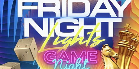 FNL Game Night tickets