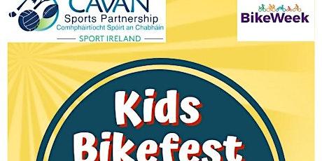 Kids Bikefest Bailieborough (12pm-1pm) for children aged 9+years tickets