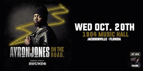 AYRON JONES - Jacksonville tickets