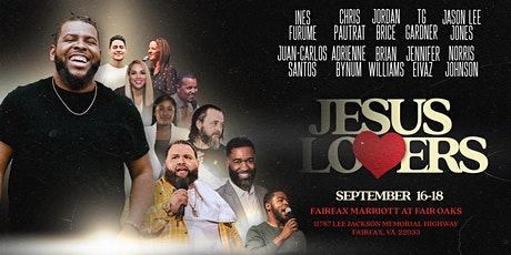 Jesus Lovers Conference tickets