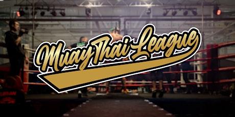 Muay Thai League | MTL2: Double Play tickets