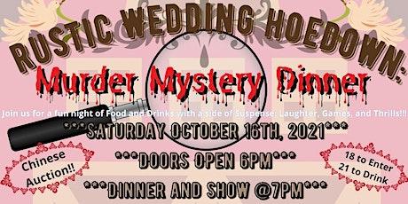 Murder Mystery Dinner Fundraiser -  Bay Shore Rescue tickets