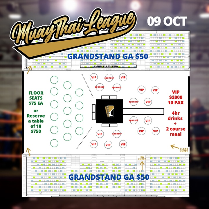 Muay Thai League | MTL2: Double Play image