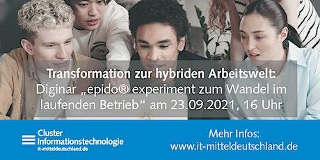 Transformation zur hybriden Arbeitswelt Tickets