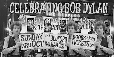 CELEBRATING BOB DYLAN tickets