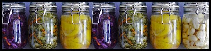 Nurturing Gut Health - an introductory workshop in food fermenting image