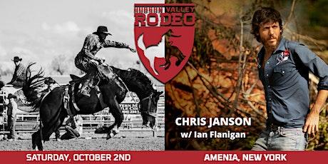 Hudson Valley Rodeo & Chris Janson Concert tickets