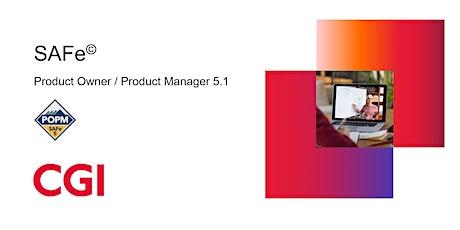 SAFe® Product Owner / Product Manager (5.1) en Français billets