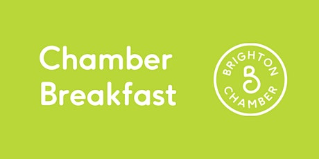 Chamber Breakfast October 2021 (in person) tickets