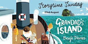 Storytime Sunday w/ Award Winning Storm Whale Creator,...