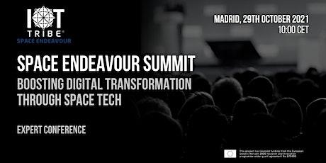 Boosting digital transformation through Space Tech entradas