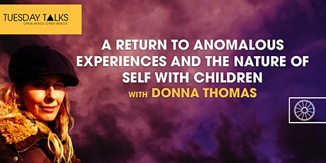 Tuesday Talks   Dr Donna Thomas tickets