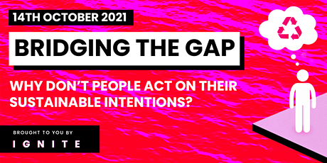 Bridging the intention-action gap tickets