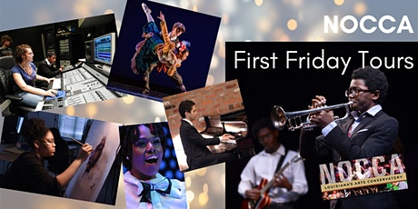 First Friday Public Tours tickets
