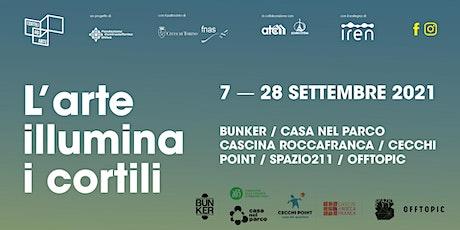 Concertino dal Balconcino @ sPAZIO211 (Cortili ad Arte 2021) biglietti