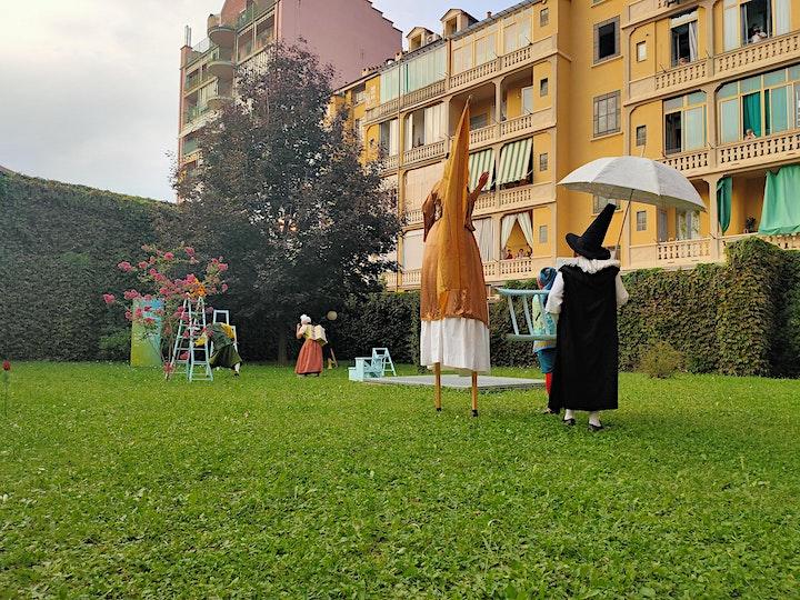 Immagine Teatro a Canone @ Cascina Roccafranca (Cortili ad Arte 2021)