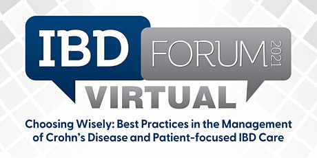 Choosing Wisely: Best Practices in the Management of Crohn's Disease tickets