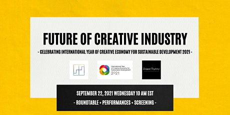 Future of Creative Industry tickets