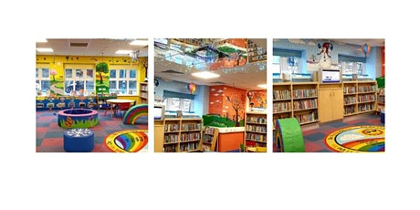 Raynes Park Special Educational Needs & Disabilitie Sensory Library Session tickets