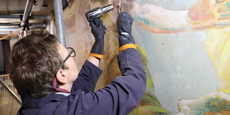 Conservation and cleaning of the Berwick church murals tickets