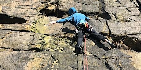 Real Rock Climbing Taster tickets