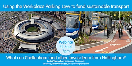 Using the Workplace Parking Levy to fund sustainable transport tickets