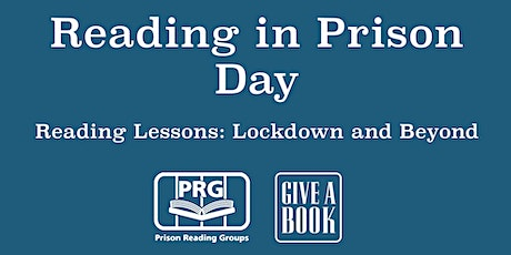 Reading in Prison Day 2021 (Virtual) tickets