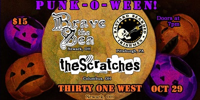 Punk-O-Ween with Brave the Sea
