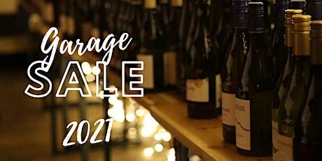 Garage Wine Sale 2021 tickets