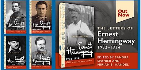 Reading Hemingway's Mail tickets