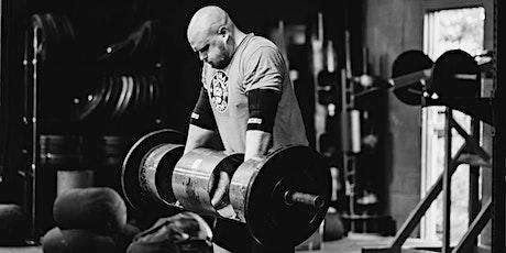 Everyday Athletes Strongman Seminar tickets