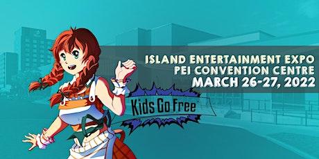 Island Entertainment Expo (2022) tickets