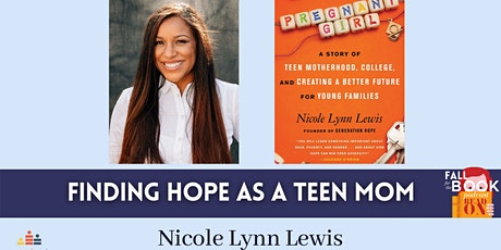 Finding Hope as a Teen Mom tickets