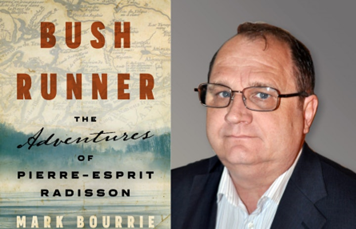 Fall Author Series: Mark Bourrie image
