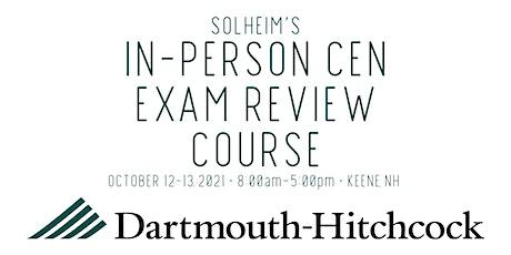 Dartmouth Hitchcock's CEN Exam Review Course w/ Solheim Enterprises tickets