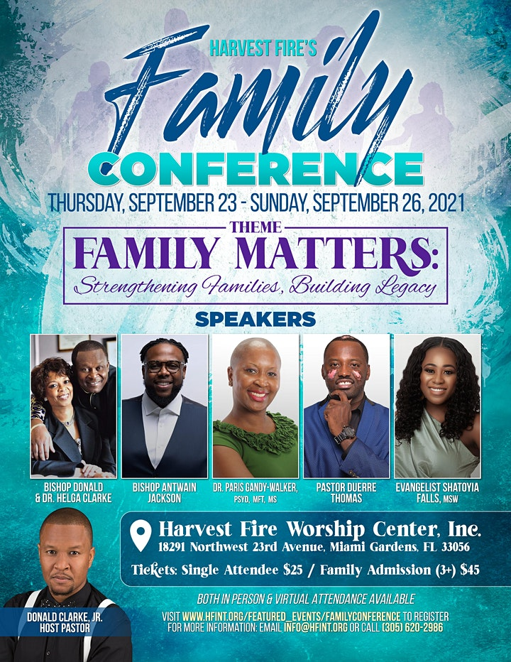 Family Conference image